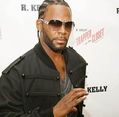 R Kelly tickets