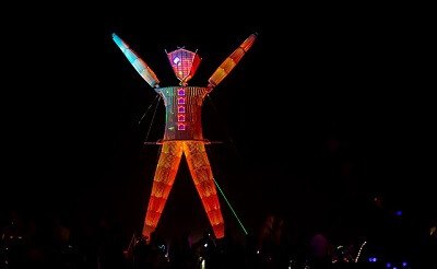 Burning Man Tickets