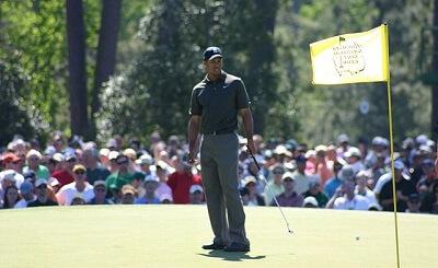 Masters Golf Tournament tickets