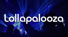 Lolapalooza tickets