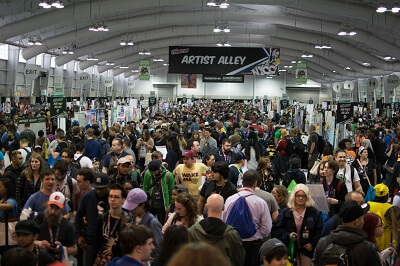 New York Comic Con Tickets